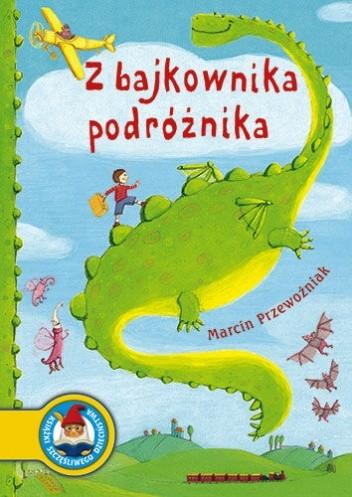 Okładka książki Z bajkownika podróżnika