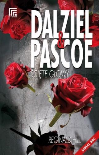 Okładka książki Dalziel & Pascoe.  Ścięte głowy