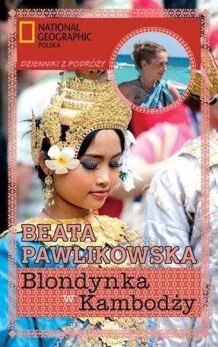 Okładka książki Blondynka w Kambodży