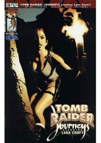 Okładka książki Tomb Raider: Journeys #3