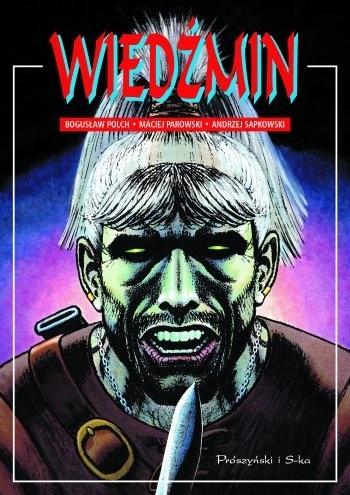 Okładka książki Wiedźmin. Tom I