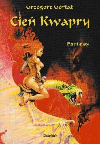 Okładka książki Cień Kwapry