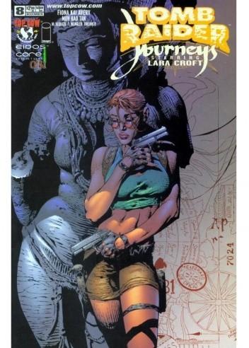Okładka książki Tomb Raider: Journeys #8