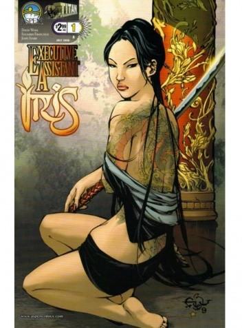 Okładka książki Executive Assistant: Iris - Risky Business