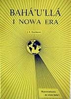 Okładka książki Baha'u'allah i Nowa Era