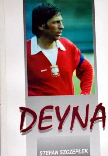 Okładka książki Deyna