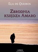 Okładka książki Zbrodnia księdza Amaro