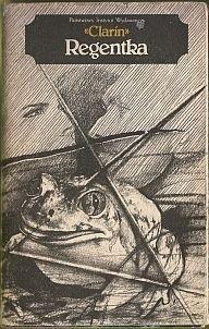 Okładka książki Regentka. Tom 1