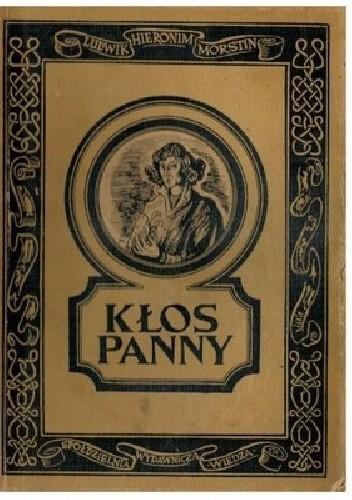 Okładka książki Kłos panny