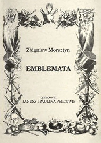 Okładka książki Emblemata
