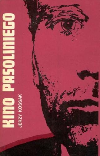 Okładka książki Kino Pasoliniego