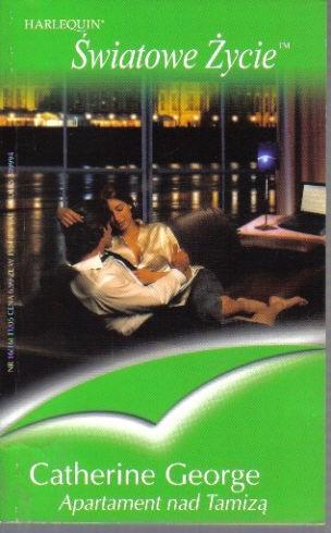 Okładka książki Apartament nad Tamizą