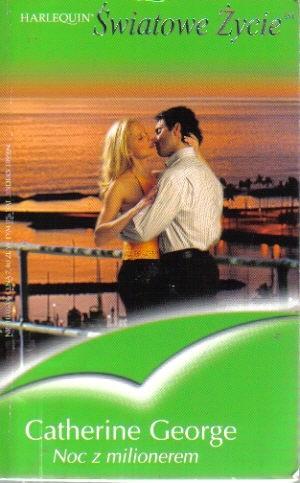 Okładka książki Noc z milionerem
