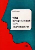Wstęp do współczesnych teorii lingwistycznych
