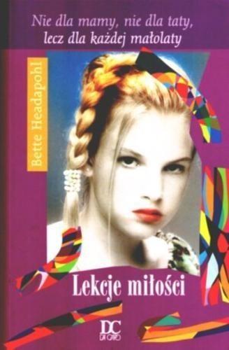 Okładka książki Lekcje miłości