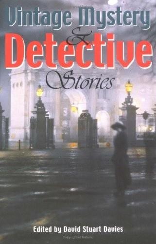 Okładka książki Vintage Mystery & Detective Stories