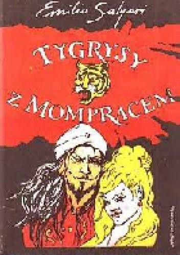 Okładka książki Tygrysy z Mompracem