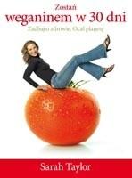 Okładka książki Zostań weganinem w 30 dni