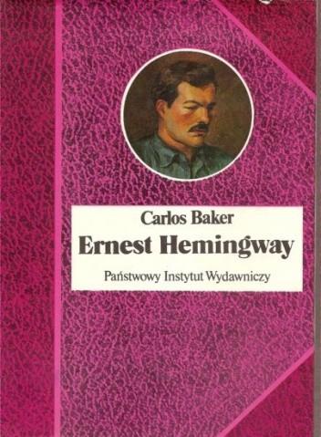 Okładka książki Ernest Hemingway. Historia życia