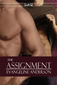 Okładka książki The Assignment