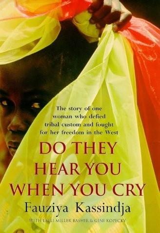 Okładka książki Do They Hear You When You Cry