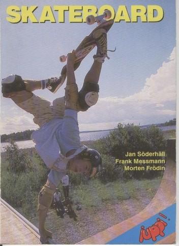 Okładka książki Skateboard