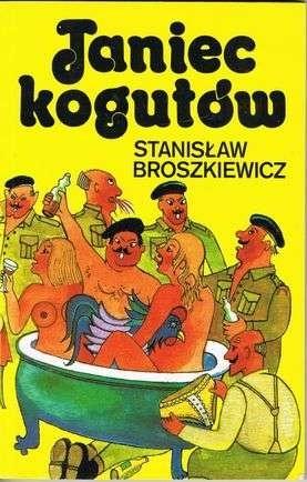 Okładka książki Taniec kogutów