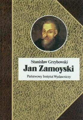Okładka książki Jan Zamoyski