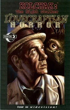 Okładka książki Kolchak: The Night Stalker - The Lovecraftian Horror