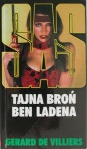 Okładka książki Tajna broń Bin Ladena