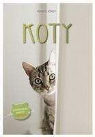 Okładka książki Koty. Kompendium wiedzy