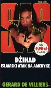 Okładka książki Dżihad. Islamski atak na Amerykę