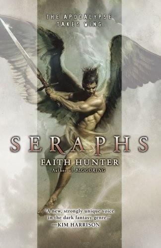 Okładka książki Seraphs