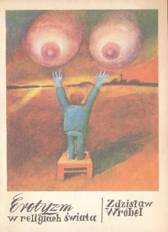 Okładka książki Erotyzm w religiach świata