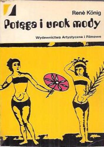 Okładka książki Potęga i urok mody