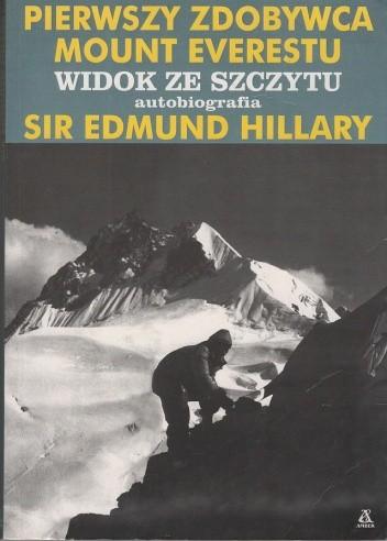 Okładka książki Widok ze szczytu