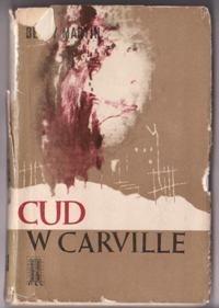 Okładka książki Cud w Carville