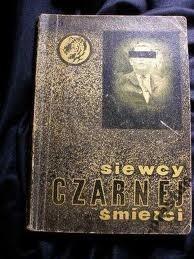 Okładka książki Siewcy czarnej śmierci