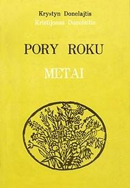 Okładka książki Pory roku