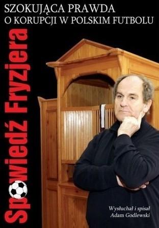 Okładka książki Spowiedź Fryzjera