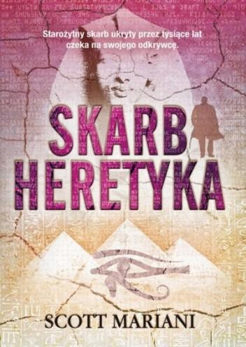 Okładka książki Skarb heretyka