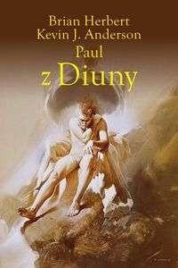 Okładka książki Paul z Diuny