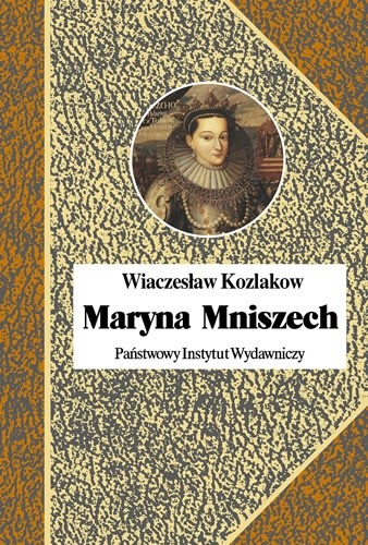 Okładka książki Maryna Mniszech