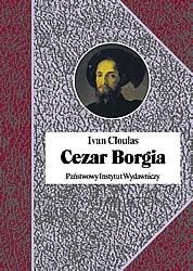 Okładka książki Cezar Borgia