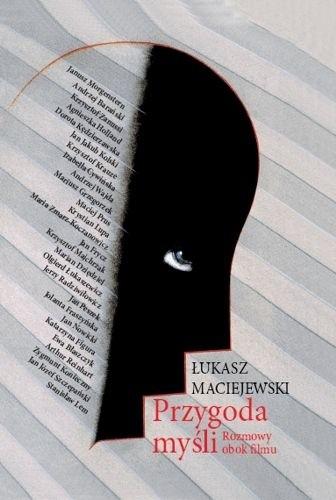 Okładka książki Przygoda myśli: rozmowy obok filmu