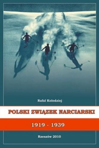 Okładka książki Polski Związek Narciarski (1919–1939)