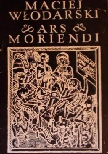 Okładka książki Ars moriendi w literaturze polskiej XV i XVI w.