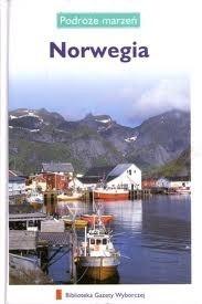 Okładka książki Norwegia. Podróże marzeń