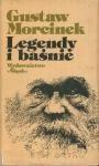 Okładka książki Legendy i baśnie