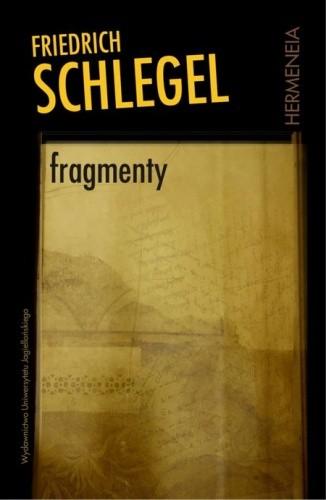 Okładka książki Fragmenty